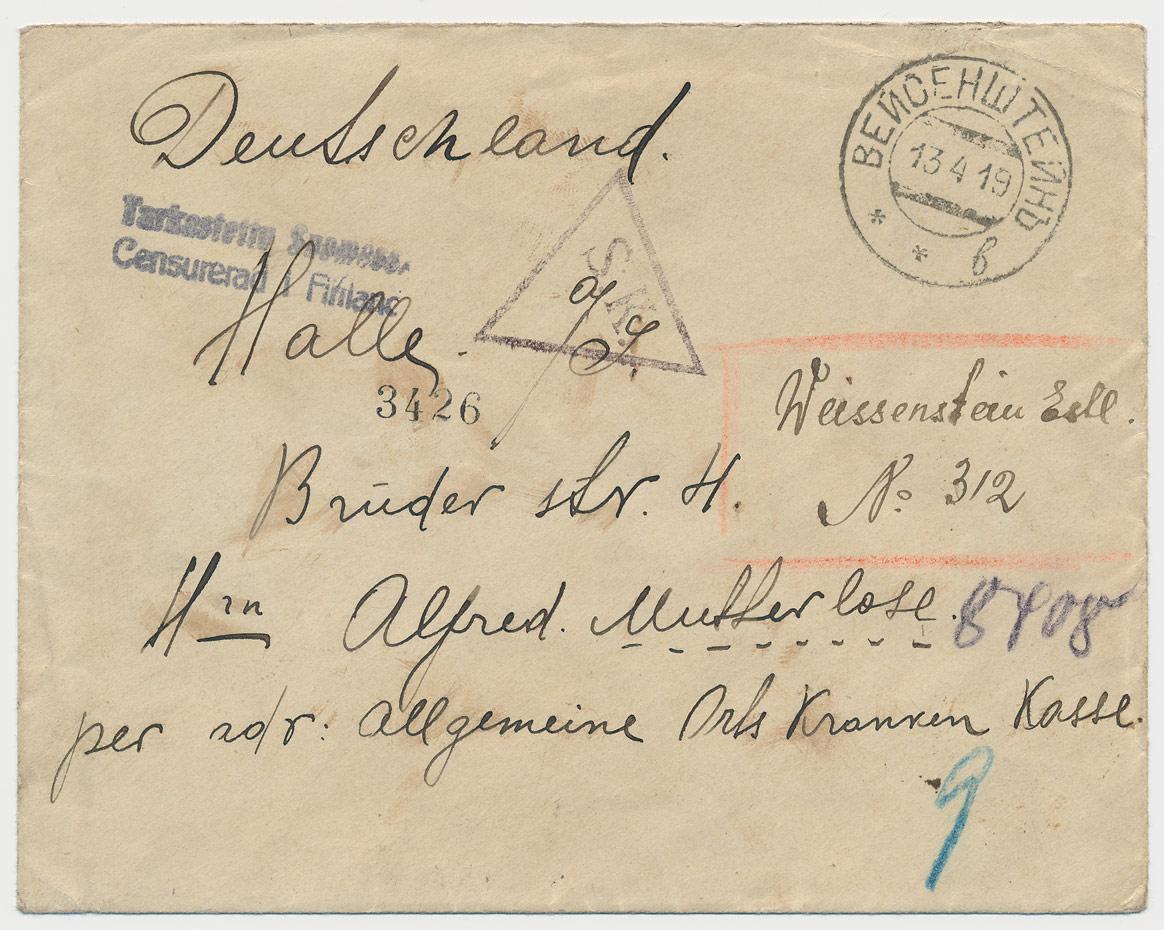 0177a-Lillemuster-Weissenstein-Halle-ajutine-tähistus-1919