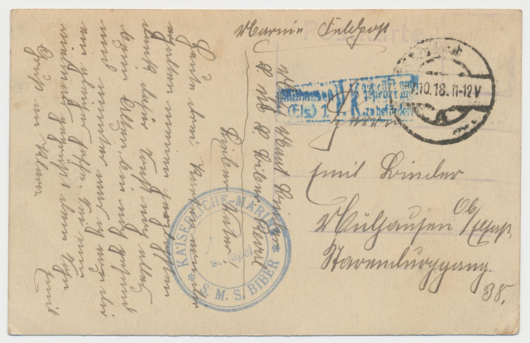 0330a-Feldpost-314-SMS-Biber-Reval-Estland-1918-postiajalugu-ee