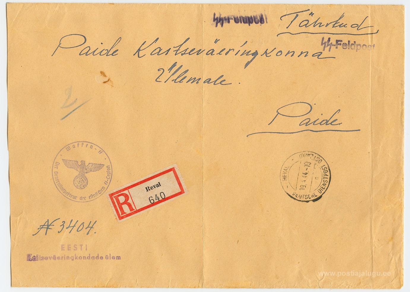 0336c-SS-välipost-Talinn-Paide-1944