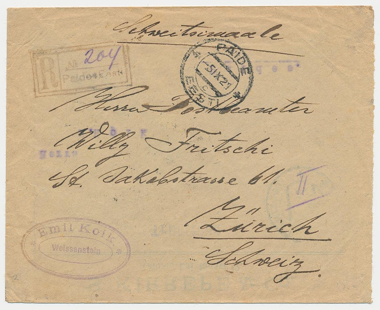 0344a-Paide-Zürich-punane-rist-1921