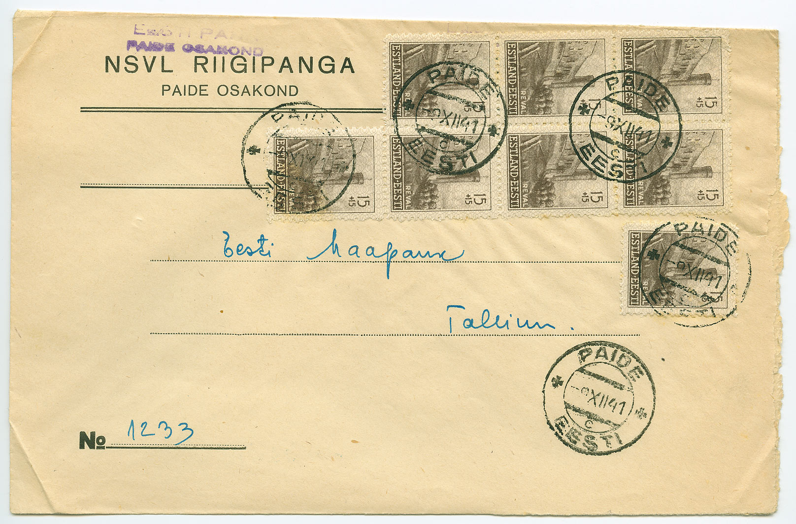 0365-NSVL-Riigipanga-Paide-