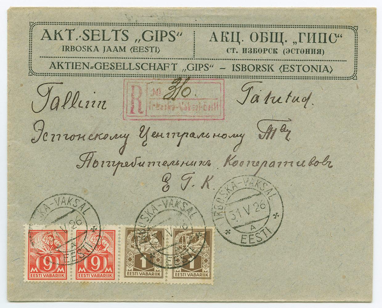 0373a-Irboska-Gips-kipsivabrik-Irboska-vaksal-1926