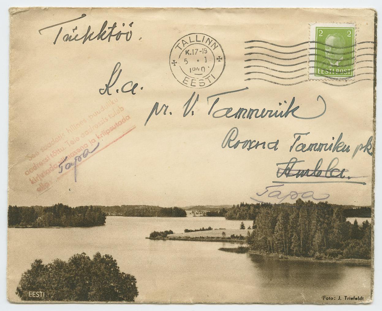 0432a-Pildiümbrik-Tallinn-Ambla-Roosna-Tammiku-1940