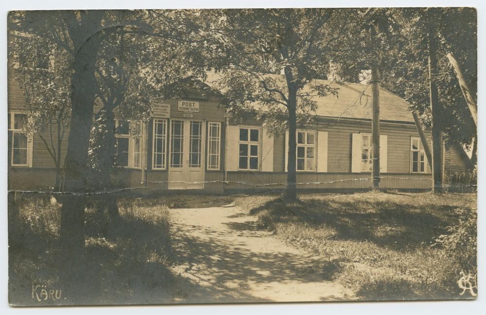 0521b-Käru-Postkontor