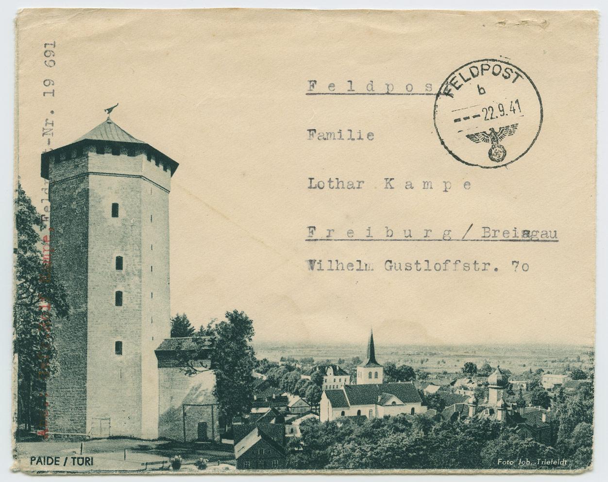 0614a-Paide-pildiumbrik-feldpost-Freiburg-09-1941