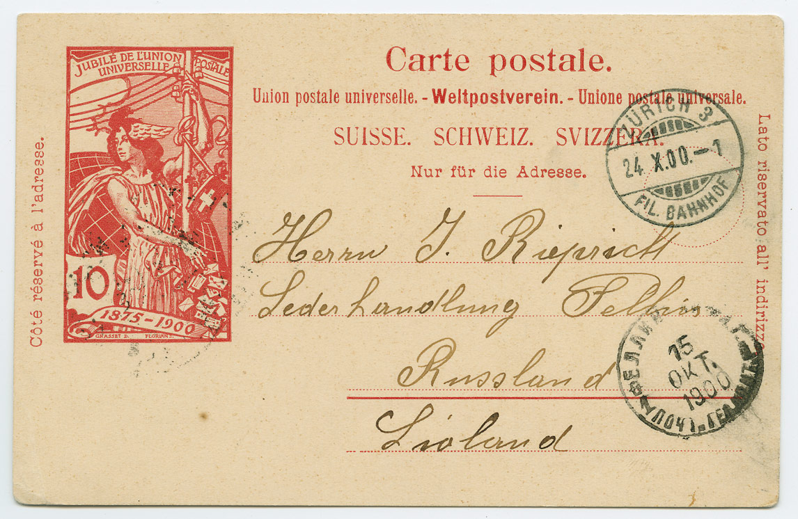 0712a-Zürich-Fellin-1900-UPU-juubel-tervikasi