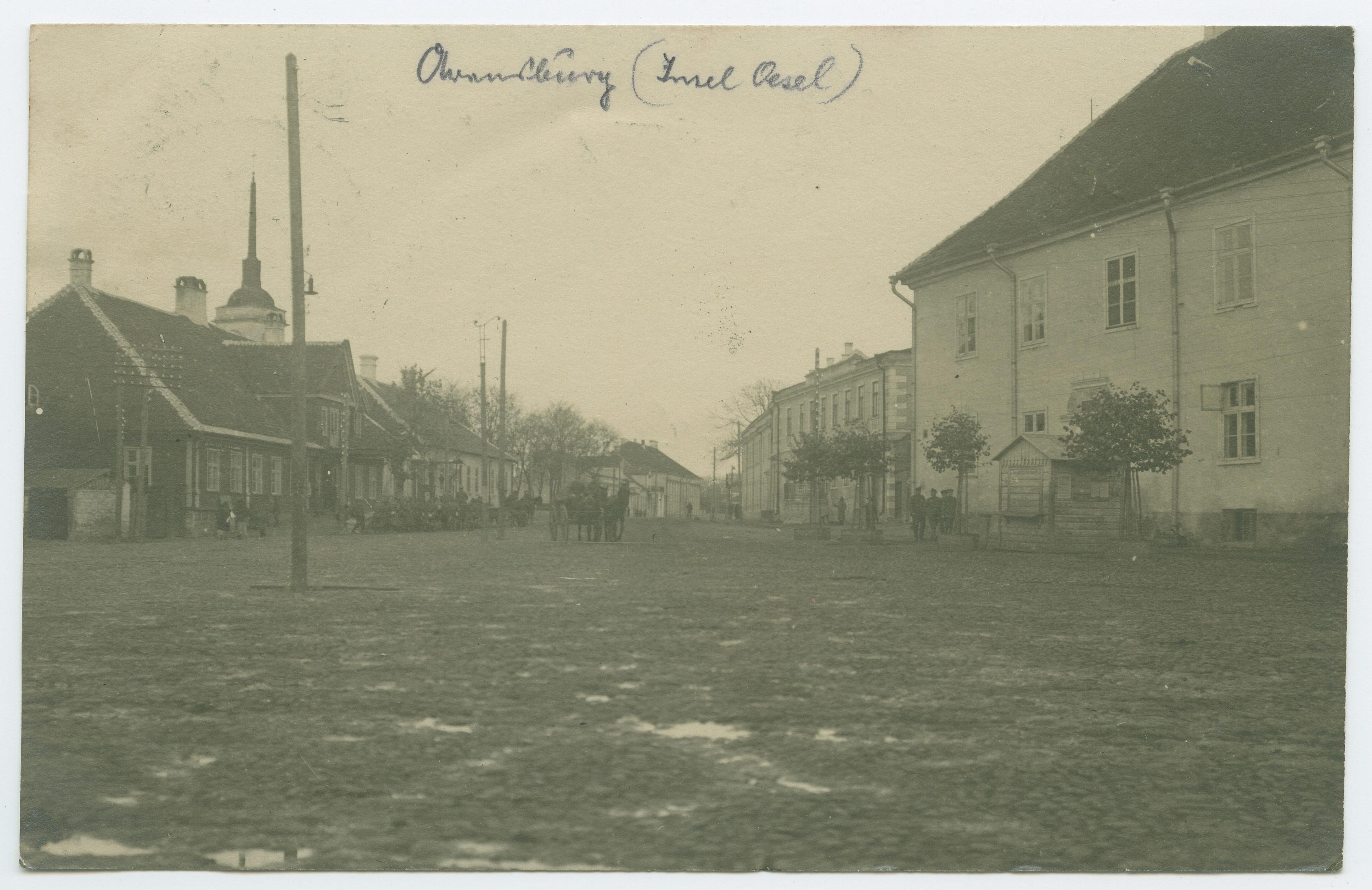 0755b-Arensburg-Kuressaare-1917