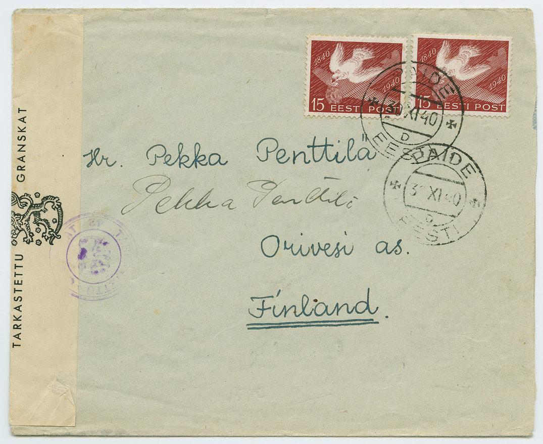 0764a-Paide-Orivesi-postituvi-1940