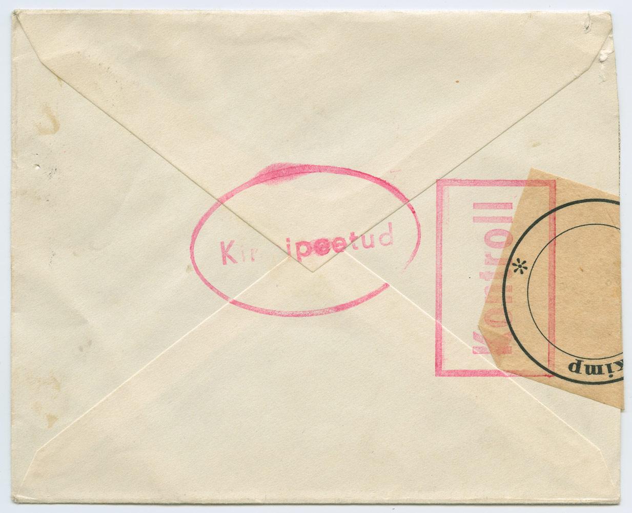 0851b-Tallinn-Hollandi-tsensuuris-kinni-peetuid-1939-postiajalugu-ee