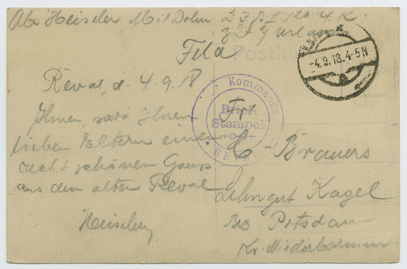 1106a-Kommando-Reval-postiajalugu-ee