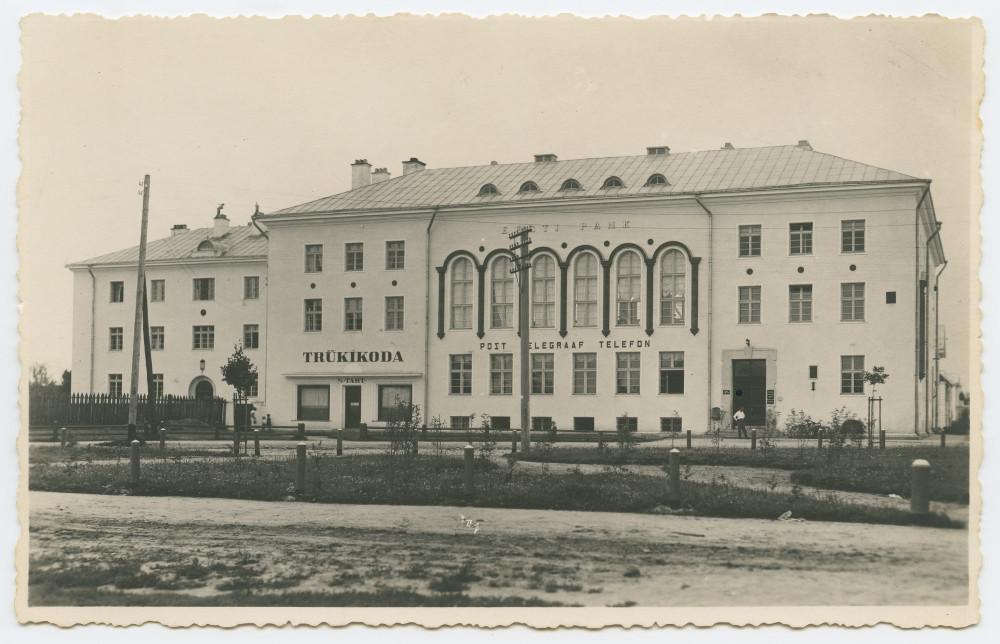 Petseri-uus-postkontor-trükikoda-postiajalugu-ee