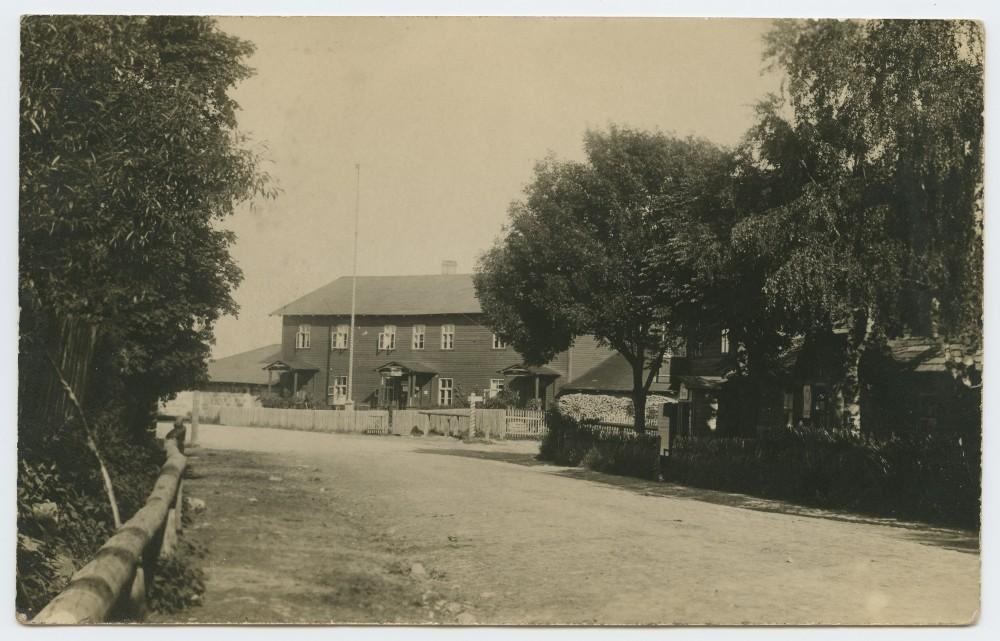 Postiagentuur-Hageri-vallamajas