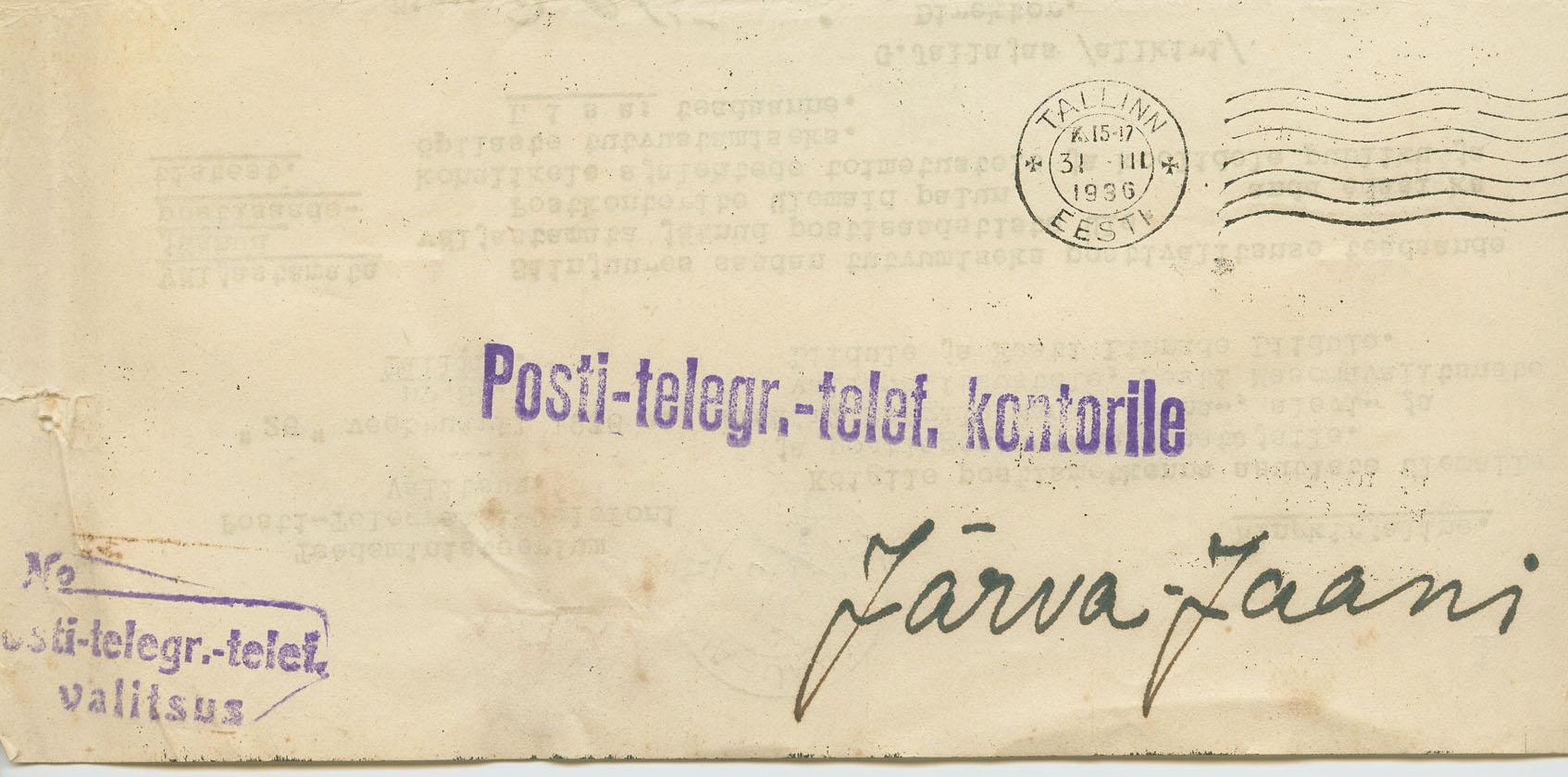 Ringkiri-väljastamata-jäänud-postisaadetistest-1936-a